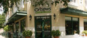 Onde comer comida saudável em Orlando: restaurante Crispers