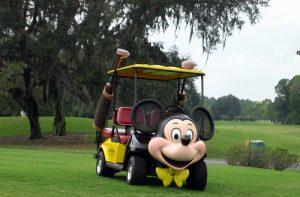 Campos de golfe em Orlando