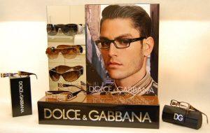 Lojas Dolce & Gabbana em Orlando: óculos