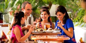 Costumes diferentes, hábitos e tradições em Orlando: família