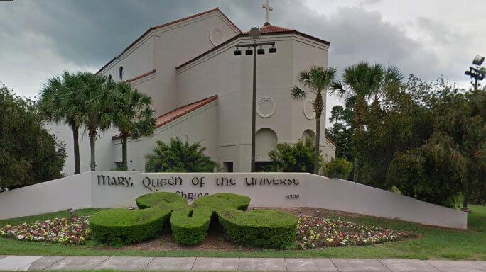 Igreja Mary Queen em Orlando