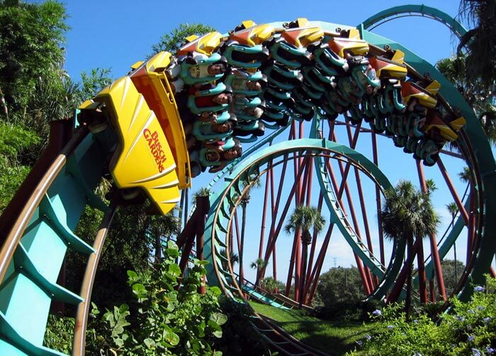 Por que Orlando é considerado o melhor destino para as férias de julho: parque Busch Gardens