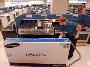 Lojas Sears em Orlando: produtos