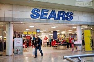 Lojas Sears em Orlando: loja de departamentos