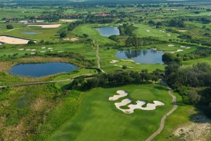 7 campos de golfe em Orlando: Orange County National – Panther Lake