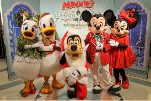 Jantares temáticos com personagens no Hollywood Studios: personagens Disney