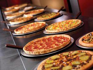 Orlando Cici's Pizza: pizzas