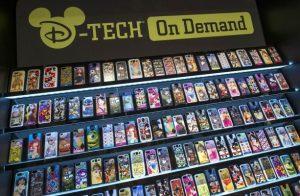 Comprar lembrancinhas nas melhores lojas Disney: loja D-Tech On Demand