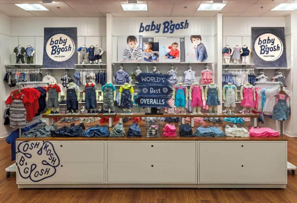 7 lojas e outlets na International Drive Orlando: OshKosh B'Gosh nos Outlets
