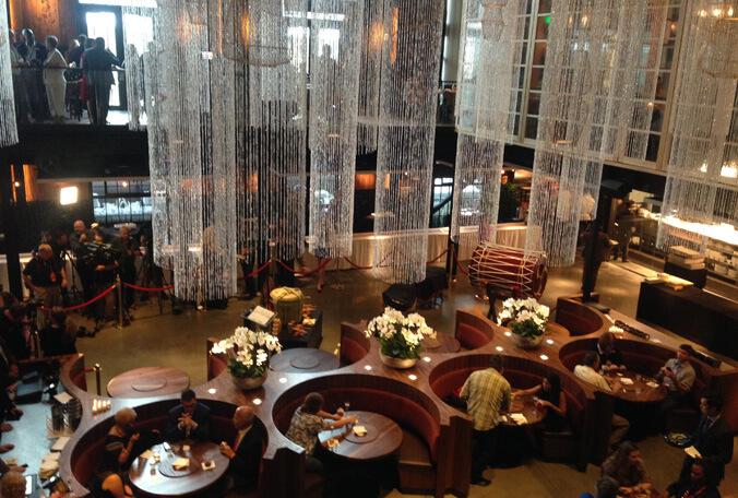 Os melhores restaurantes de Disney Springs: restaurante Morimoto Asia