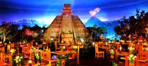 Dicas para reservas nos restaurantes Disney: restaurante San Angel Inn no parque Disney Epcot