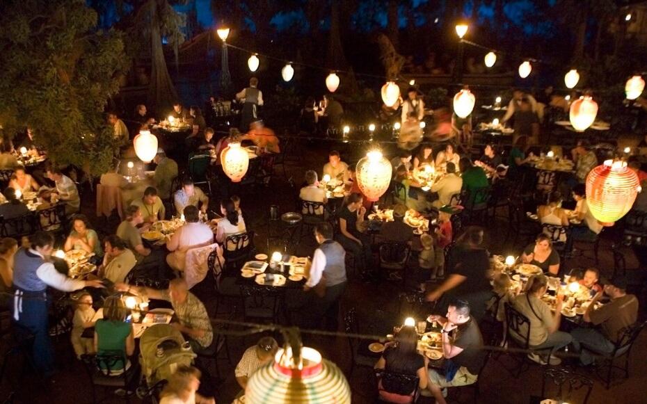 Best Table Service Restaurants In Disney Orlando