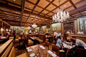 Alternativas para restaurantes da Disney: restaurante Tutto Italia