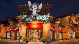 Comprar lembrancinhas nas melhores lojas Disney: loja World of Disney