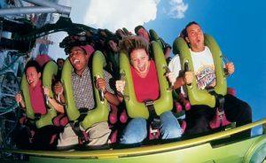 Quais parques de Orlando ir de acordo com a idade: parque Islands of Adventure