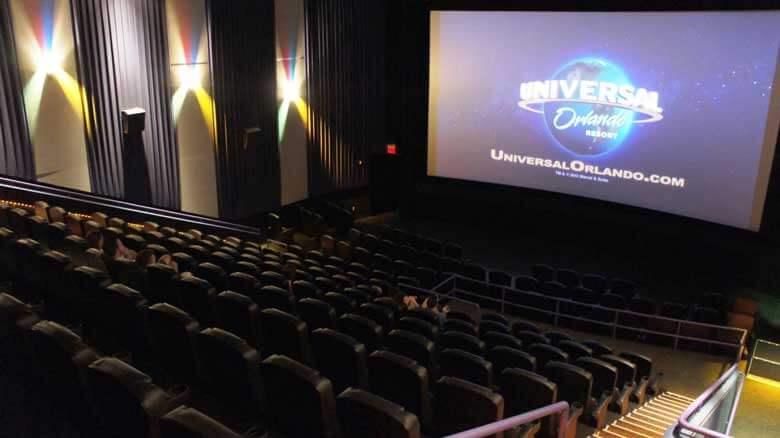 O que fazer na Universal Citywalk(atrações): cinema AMC Universal Cineplex