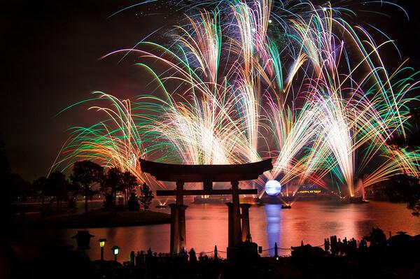 Melhores lugares para assistir aos shows da Disney Orlando