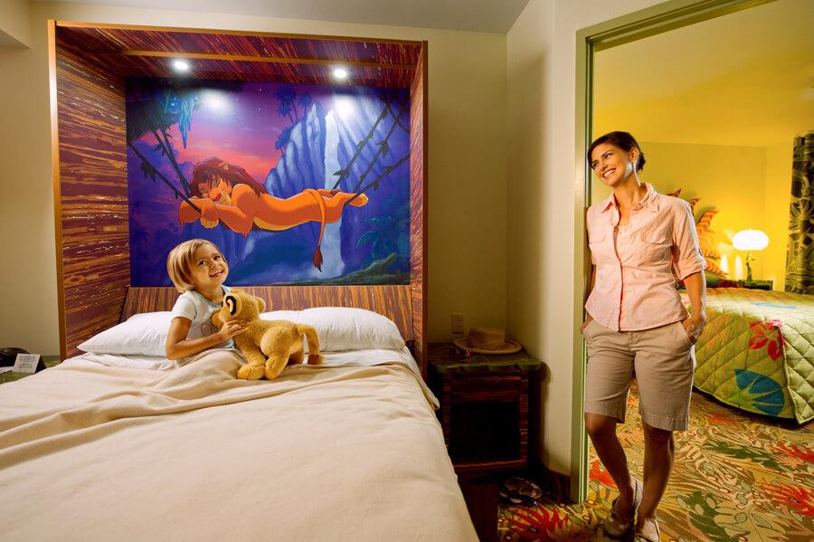Descontos em hotéis na Disney Orlando em 2019: Hotel Disney