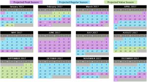 Novos preços dos ingressos da Disney 2017: calendário de ingressos