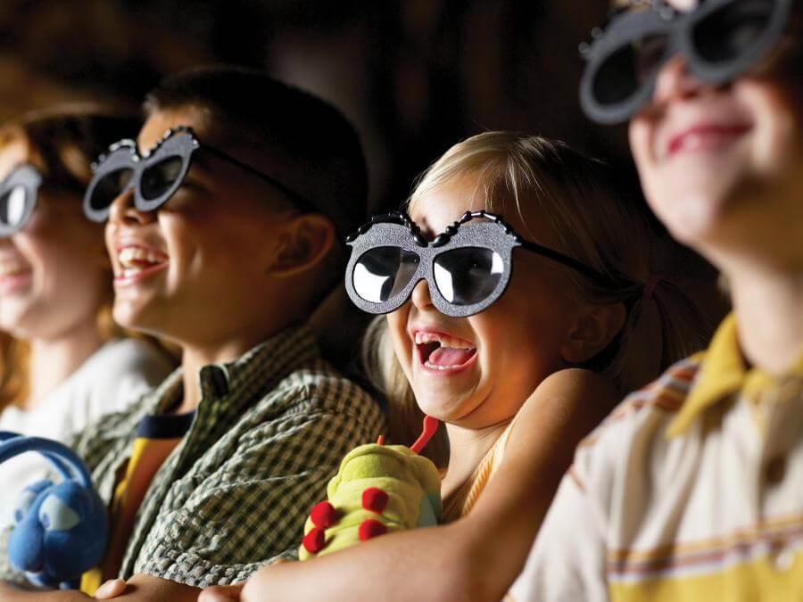 Como evitar filas com crianças pequenas nos parques de Orlando: Animal Kingdom