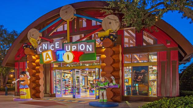 Lojas de brinquedos em Orlando