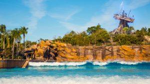 Como aproveitar Disney e Orlando no verão: parque aquático Typhoon Lagoon