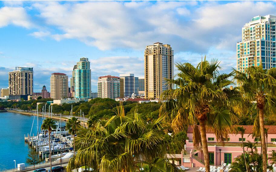 Cidades legais perto de Orlando 4