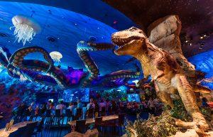 Os melhores restaurantes de Disney Springs: restaurante T-Rex
