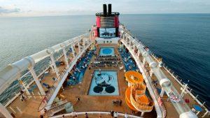 Motivos para fazer um cruzeiro da Disney: navio Disney