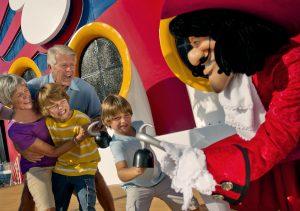 Mitos e mentiras sobre a Disney e Orlando: família na Disney