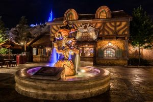 Restaurantes do parque Disney Magic Kingdom em Orlando: Gaston's Tavern