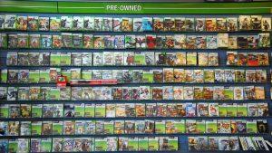 Loja de jogos Game Stop de Orlando