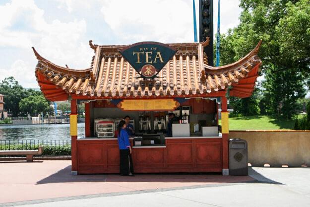 Restaurantes do parque Disney Epcot em Orlando 10