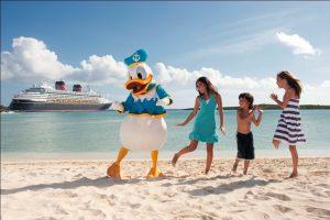 Motivos para fazer um cruzeiro da Disney: família
