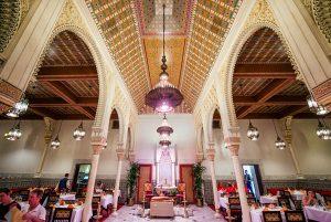 Restaurantes do parque Disney Epcot em Orlando: restaurante Marrakesh
