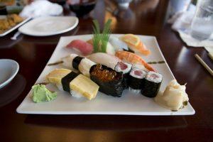 Restaurantes do parque Disney Epcot em Orlando: restaurante Tokyo Dining