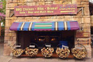 Restaurantes do parque Busch Gardens em Orlando: restaurante Zambia Smokehouse