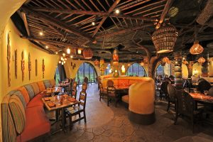 Restaurante Sanaa na Disney Orlando