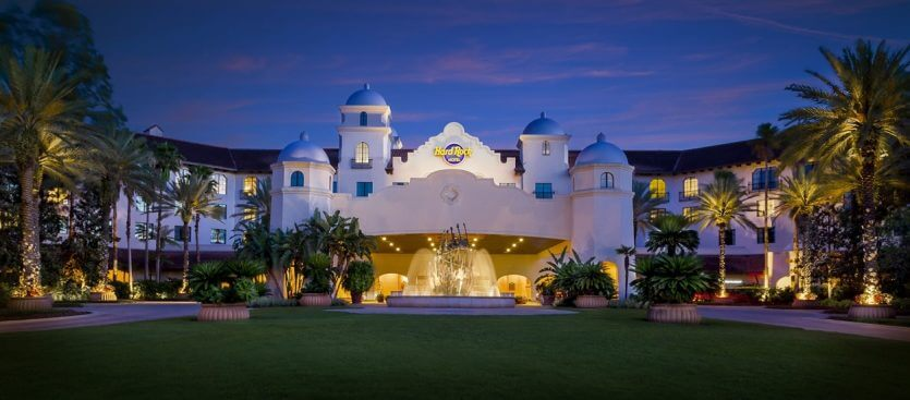 Hotéis da Universal em Orlando: Hard Rock Hotel