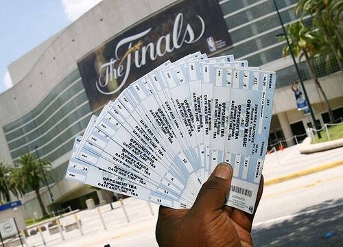 Onde comprar ingressos da NBA em Orlando: ingressos mais baratos para jogos de NBAem Orlando