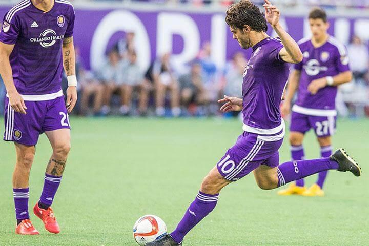 Onde comprar ingressos do Orlando City: jogador de futebol Kaká