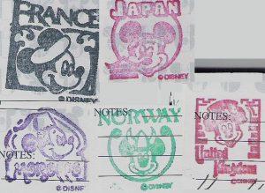 Itens colecionáveis da Disney em Orlando: passaporte Disney