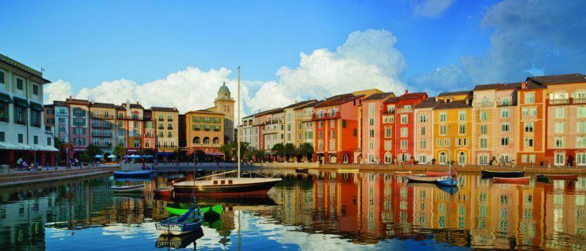 Dicas para a primeira vez em Orlando: Hotel Portofino Bay