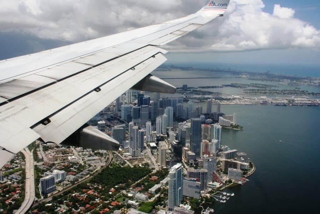 Como ir de Orlando a Miami ou de Miami a Orlando: viagem de avião