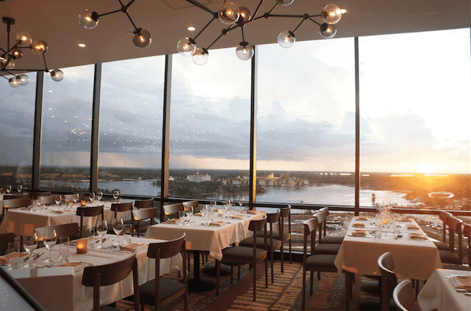 Restaurante California Grill em Orlando 2
