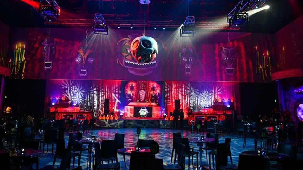 Atração Club Villain no Disney Hollywood Studios Orlando