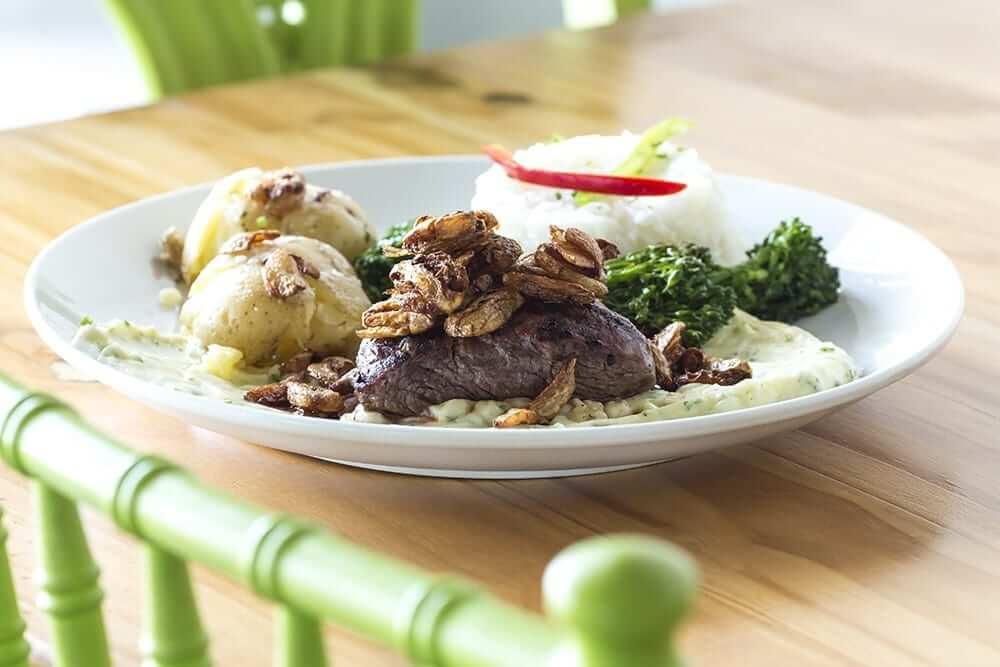 Onde comer comida saudável em Orlando 2