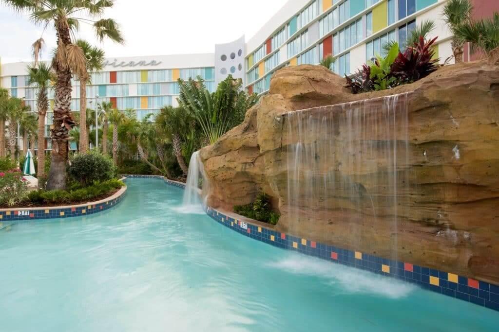 Hotel Cabana Bay Beach Resort da Universal em Orlando: piscina do hotel
