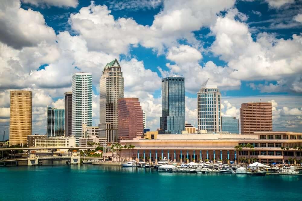 Pontos Turísticos em Tampa