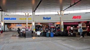 Aluguel de carro no Aeroporto de Orlando: locadoras de carros